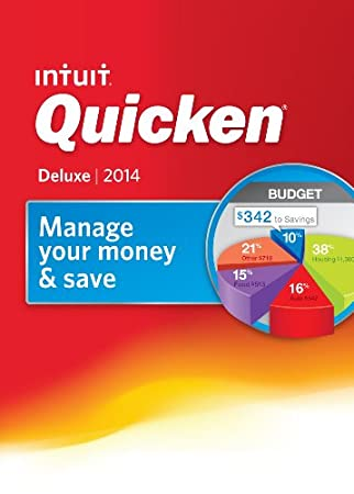 Quicken Deluxe 2014 [Download]