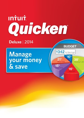 Quicken Deluxe 2014 [Download]