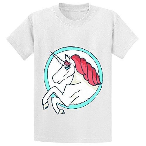 mcol-unicorn-pop-girls-crew-neck-customized-t-shirt-white