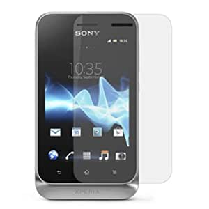Bling HD Ultra Clear Screen Protector for Sony ST21i2 Xperia Tipo Dual