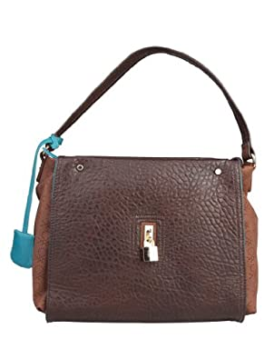 Amazon.com: Sac à main BENETTON Femme 73093_002_GIOTTO marron