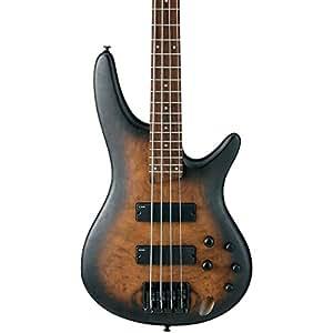 ibanez sr400bcw 4 string electric bass guitar natural musical instruments. Black Bedroom Furniture Sets. Home Design Ideas