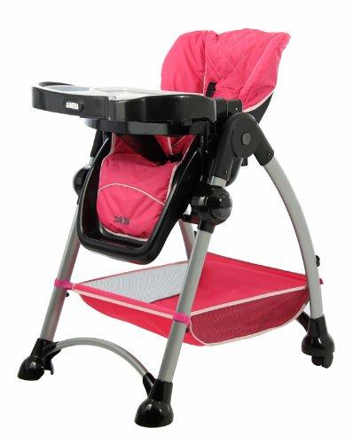 Dream On Me / Mia Moda Alto Highchair, Pink
