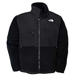 The North Face Men\'s M Denali Jacket Recycled TNF Black M