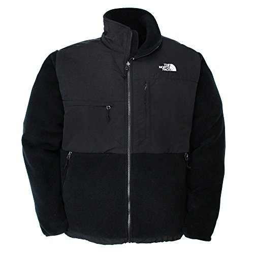 The North Face Men's M Denali Jacket Recycled TNF Black M