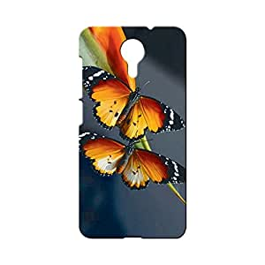 BLUEDIO Designer Printed Back case cover for Micromax Canvas E313 - G6894