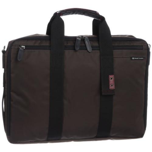[ワールドトラベラー] World Traveler ワールドトラベラー ガードナー ビジネスバック(1気室・B4サイズ) 41682 04 (カーキ)