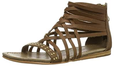Emu Australia Womens Whiitlesea Gladiator W10795 Oak 8 UK, 42 EU, 10 US, Regular
