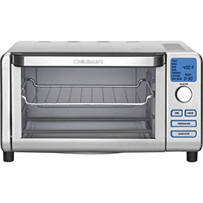Cuisinart Genuine Compact Digital Toaster Oven/Broiler