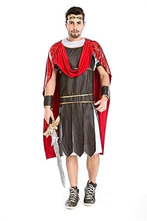 Amazon.com: Baju Roman Gladiator Warrior Clothing Cosplay ...