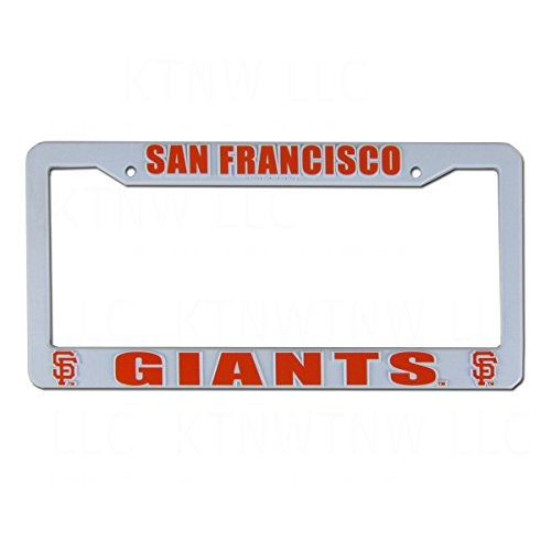Giants License Plates San Francisco Giants License Plate