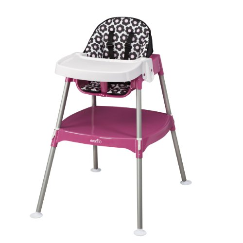Evenflo Convertible High Chair, Marianna - 1