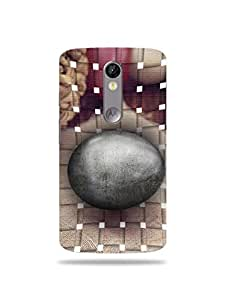 alDivo Premium Quality Printed Mobile Back Cover For MOTO X FORCE / MOTO X FORCE Case Cover (MN505)