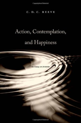 Aristotle's Ethics – Book X: On Happiness and Contemplation