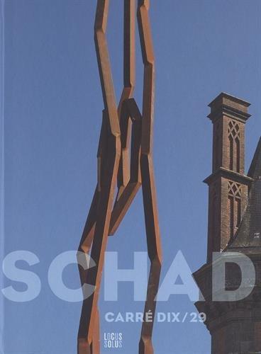 SCHAD CARRE DIX/29 - Sculptures monumentales