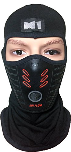 M1-Full-Face-Cover-Balaclava-Protection-Filter-Rubber-Mask-BALA-FILT-RUBB-BKRD