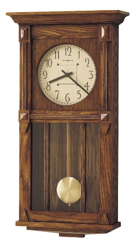 Howard Miller 620-185 Ashbee II Wall Clock