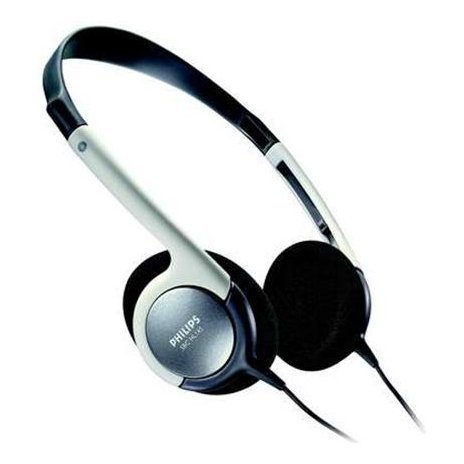 Philips Sbchl145/10 Durable Lightweight Headphones