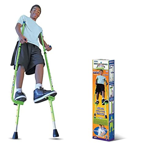 Walkaroo Xtreme Steel Balance Stilts