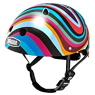 Nutcase Little Nutty Bike Street Helmet - Swirl - LNG2-1065
