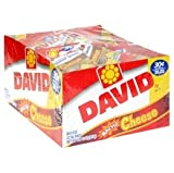 David Sunflower Seeds 36-Bags Nacho,0.8oz.