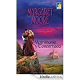 img - for Matrimonio Concertado (The Unwilling Bride in Spanish Language) book / textbook / text book