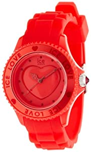 Ice-Watch Armbanduhr ice-Love Small Rot LO.RD.S.S.10