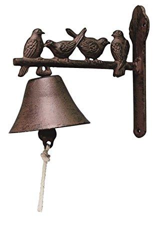 Esschert Design Doorbell Birds
