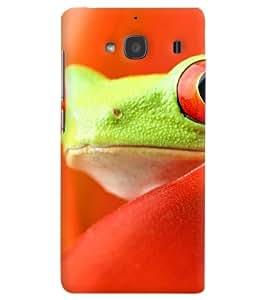 FurnishFantasy Designer Back Case Cover for Xiaomi Redmi 2