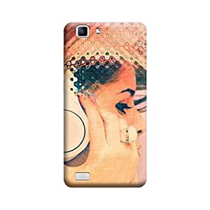 Ebby Premium Printed Mobile Back Case Cover With Full protection For Vivo X5 (Designer Case)