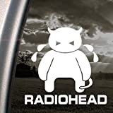 RADIOHEAD Decal CRYING MINOTAUR AMNESIAC ALBUM Sticker