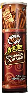 2- Cinnamon & Sugar Pringles...LIMITED TIME ONLY!
