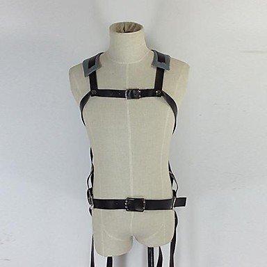 Attacco Su Titan Recon Corps Levi cinghie Cintura Accessorio Outfit Cosplay