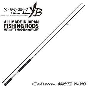 ヤマガブランクス(YAMAGA Blanks) カリスタ 86M/TZ NANO