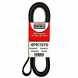 Amazon.com: Bando 4PK1070 OEM Quality Serpentine Belt: Automotive
