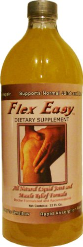 2 Bottles Dr. Brad'S Flexeasy Arthritis Pain Relief And Joint Health Supplement In Liquid Glucosamine Chondroitin Msm Hyaluronic Acid For Cartilage Health Plus 6 More Natural Anti-Inflammatory And Pain Fighting Ingredients In A 1 Oz. Daily Dose.
