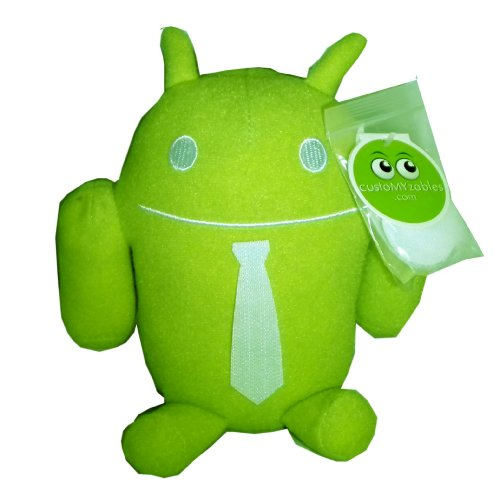 "Android 6"" Droid Plush Collectible"