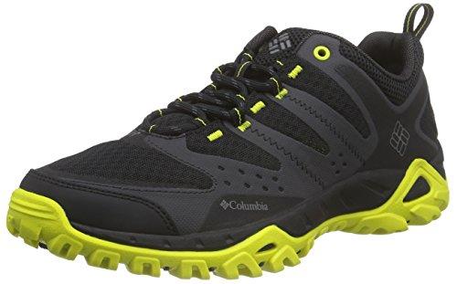 ColumbiaPEAKFREAK XCRSN XCEL - Scarpe da trekking medio Uomo , Nero (Schwarz (Black, Zour 010)), 43.5