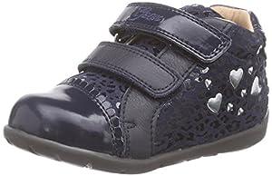 Geox B Kaytan - Zapatillas de deporte para bebés niñas en BebeHogar.com