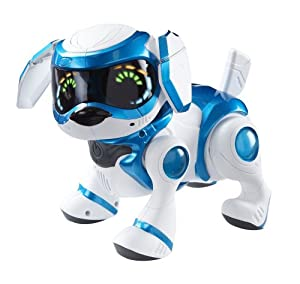 Tekno Robotic Puppy with Bone & Ball