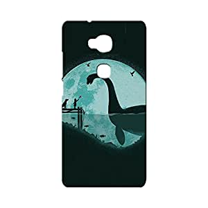 BLUEDIO Designer Printed Back case cover for Huawei Honor X - G0447
