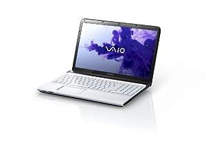 Sony VAIO 15.5-inch Laptop (White) (Intel B970 2.3GHz, 4GB RAM, 500GB HDD, DVD Supermulti Drive, Windows 7 Home Premium 64-Bit)