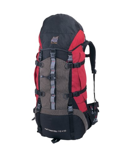 Internal frame backpack
