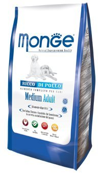 Monge - Natural Superpremium Medium Adult