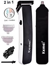 kemei Professional km 3560 Trimmer For Men