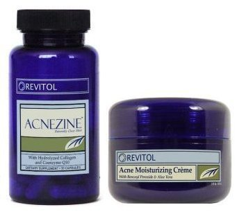 Best Price Revitol Acnezine Kit Natural Acne Cure Cheap Acne