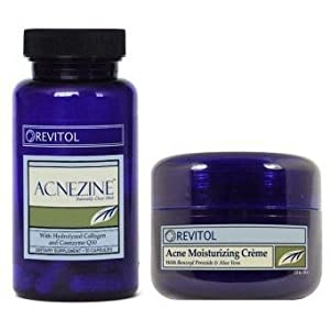 Revitol Acnezine Kit Natural Acne Cure