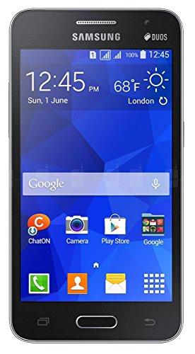 Samsung Galaxy Core II Dual SIM Smartphone - Unlocked - Black