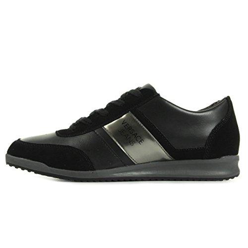 Versace Jeans Linea Sneaker Coated/Suede/Mirror E0YOBSB3899, Scarpe sportive - 42 EU