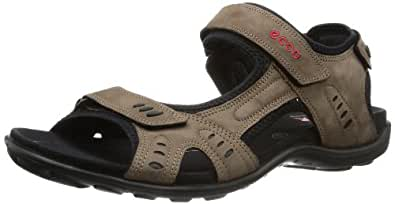 ECCO Men's All Terrain Lite Sandal,Espresso,45 EU/11-11.5 M US